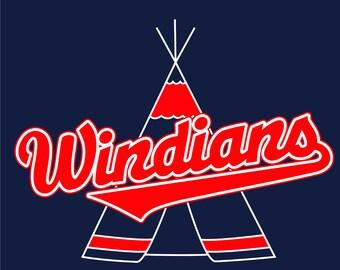 Windians Teepee Shirt