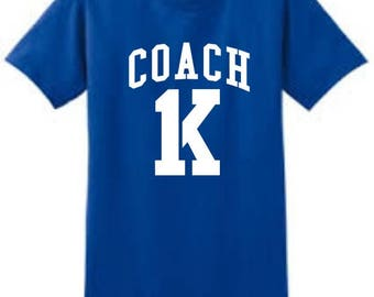 Coach K T-Shirt