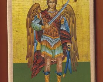 St Archangel Michael (full body). FREE SHIPPING