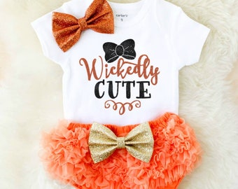 baby girl halloween outfit baby first halloween outfit baby girl clothes halloween toddler - Baby First Halloween