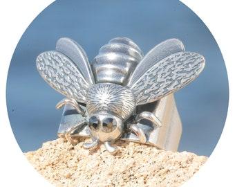 Artjany Ring Bee Silver