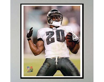 11x14 Mat - Brian Dawkins Philadelphia Eagles