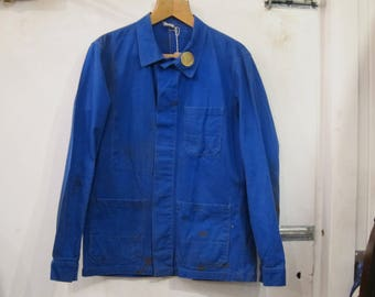 french workwear jacket engineers chore med/sm