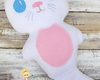 Soft Stuffie - Kawaii Plush -Baby Seal Plushie - Sea life Softie - Toddler Toy - Soft Stuffed Animal - cloth toy