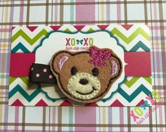 Cutie Bear Clippy