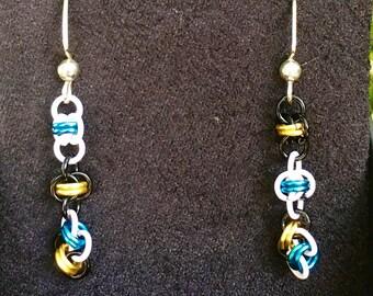 Gros Islet St. Lucia Earrings
