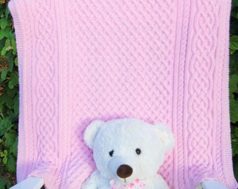 Kinsely Grace Baby Blanket