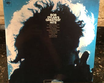 "Bob Dylan ""Greatest Hits"" Sealed New NOS Vintage LP Vinyl Record - Great Condition - Free Shipping!"