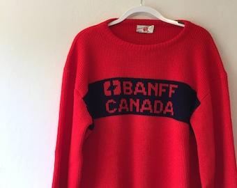 Banff Canada Sweater