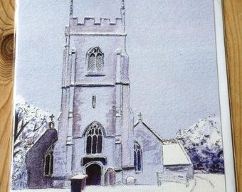 Charlton Horethorne church
