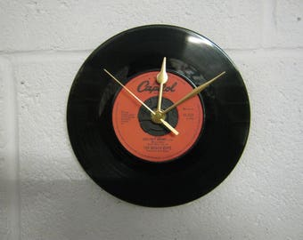 "The Beach Boys ""God Only Knows"" Special Unique 7"" Vinyl Record Wall Clock Gift/Present"