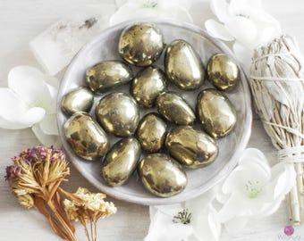 Chalcopyrite - Healing Stones - Protection Stone - Reiki Stones - Tumbled Stones - Meditation Stones - Pocket Stones - Loose Stones