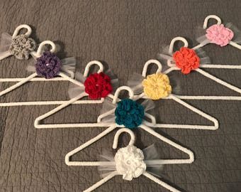 Children's Hanger Set of 3