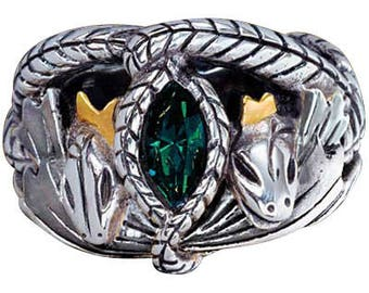 Aragorn's Ring From Lord Of The Rings Sizes 6 - 8 or 10