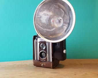 1950's Kodak Duaflex IV - Canada - TLR Style Box Camera