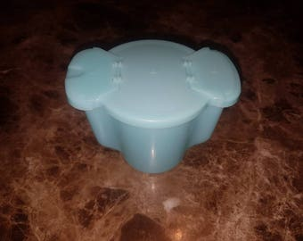 Tupperware sugar bowl
