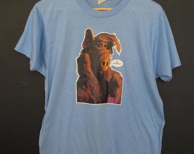 Alf No Problems 1980 vintage Tshirt