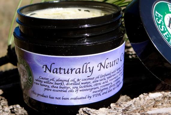 Naturally Neuro Cream Chronic Nerve Pain Relief 2 Oz