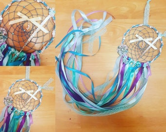 Beautiful Mermaid Dreamcatcher