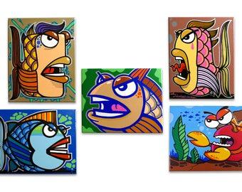 Fishy 5 Pack