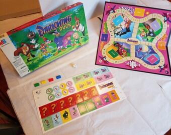 Darkwing Duck Board Game (1992)