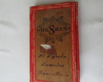 Da Silva Cigar Box