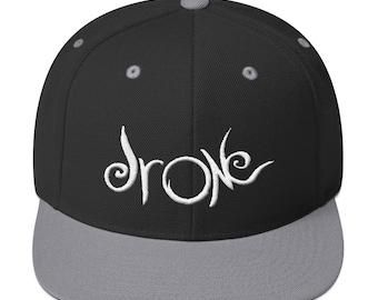 Drone Logo - Snapback Hat