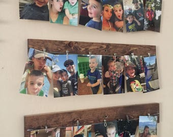 Picture display, photo display, home decor