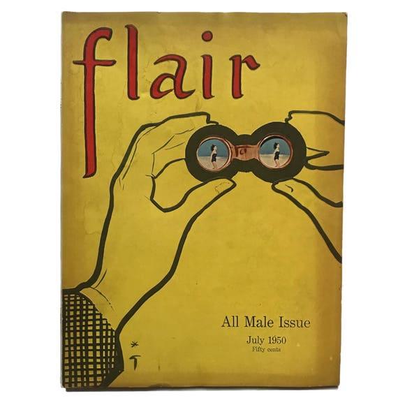 Flair Magazine, Issue n. 6, 1950.