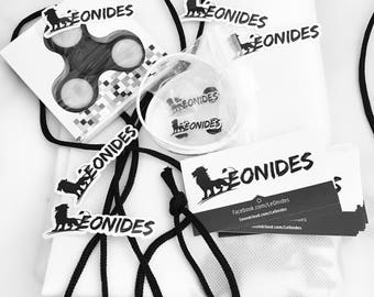 Leonides merch pack (free shipping)