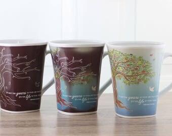 Life Color Changing Mug