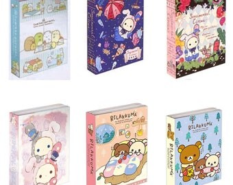 San-X Book-Style Mini Memo Pad