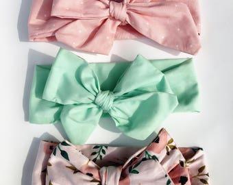 Headwrap set of 3