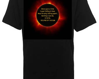 """Child """"Total Eclipse of the Sun"""" Tee"""