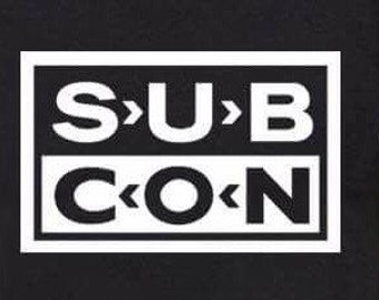 Twiddle Inspired Sub--Con Shirt.