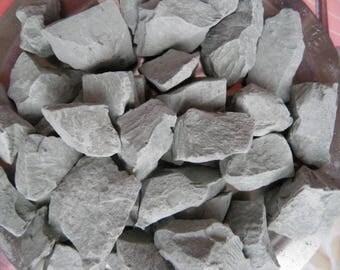 1 LB  Cambrian blue clay, edible clay, Clay Chunks, Organic clay, 100% pure natural (450 gr)