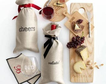 Personalized Wine/Bottle Bags