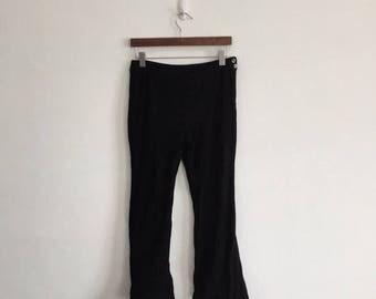 """25% DROP COMME des GARCONS tricot Wool Ad2003 Pants Size M waist 29""""x36""""Rare Junya Watanabe Rei Kawakubo Yohji Yamamoto Issey Miyake"""