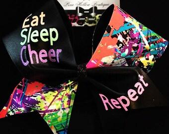 Eat, Sleep, Cheer ... Repeat!