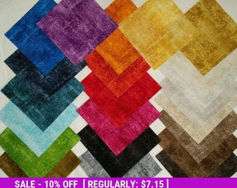 SALE! Concrete!  Rock Solid - Charm Pack - MODA Classic - Check it out!