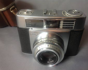 Zeiss ikon Contessa vintage 35mm camera. All functions working