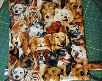 On the go doggie bag