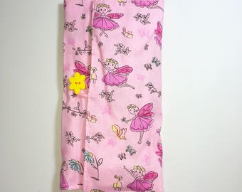 Magic Fairy Pencil Roll-up Case for Girls.