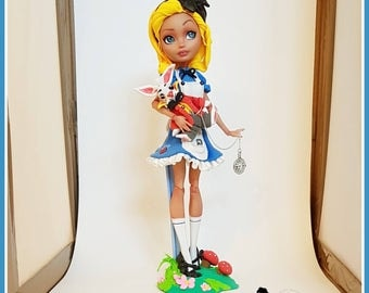 Ever after high Ashlynn ella custom Alice