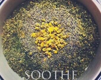 SOOTHE Organic Yoni Steam & Womb Tea ( bajos / vaginal steam )