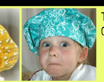 Children's custom scrub hats