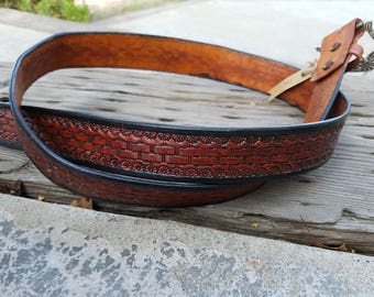 Handmade 1.5  in. Belt 100% USA Made