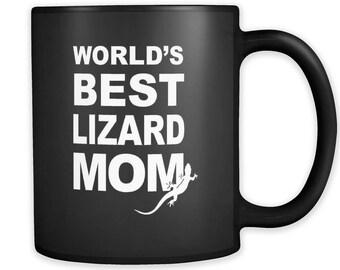Lizard Mom Mug, Lizard Mom Gift, Gift for Lizard Mom, Lizard Owner Gift, Lizard Lover Gift, Lizard Mugs, Lizard Gifts, Lizard Fan #a111