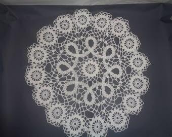 Center a crochet