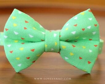 Molly Cat Bow Tie Collar